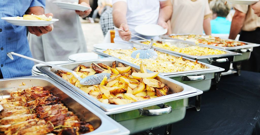 Find a buffet caterer near Flushing, NY