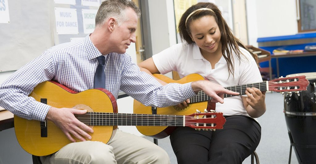 Find a guitar instructor near you