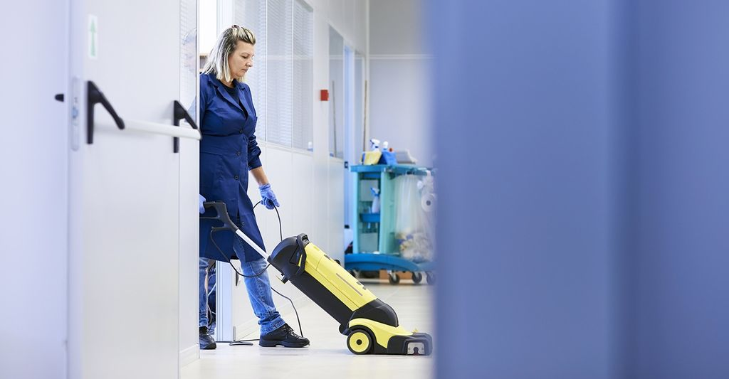 Find an office janitorial service near you