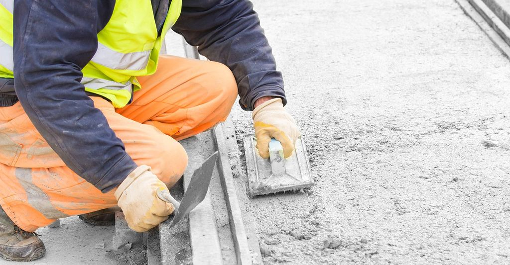 Find a concrete contractor near South Saint Paul, MN
