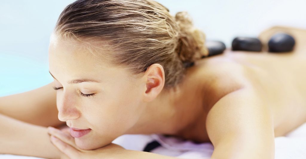 A Hot Stone Massage Therapist in Laurel, MD