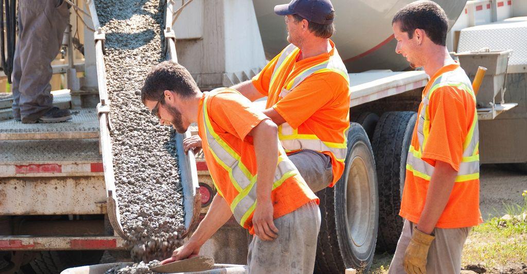 Find a concrete supplier near you