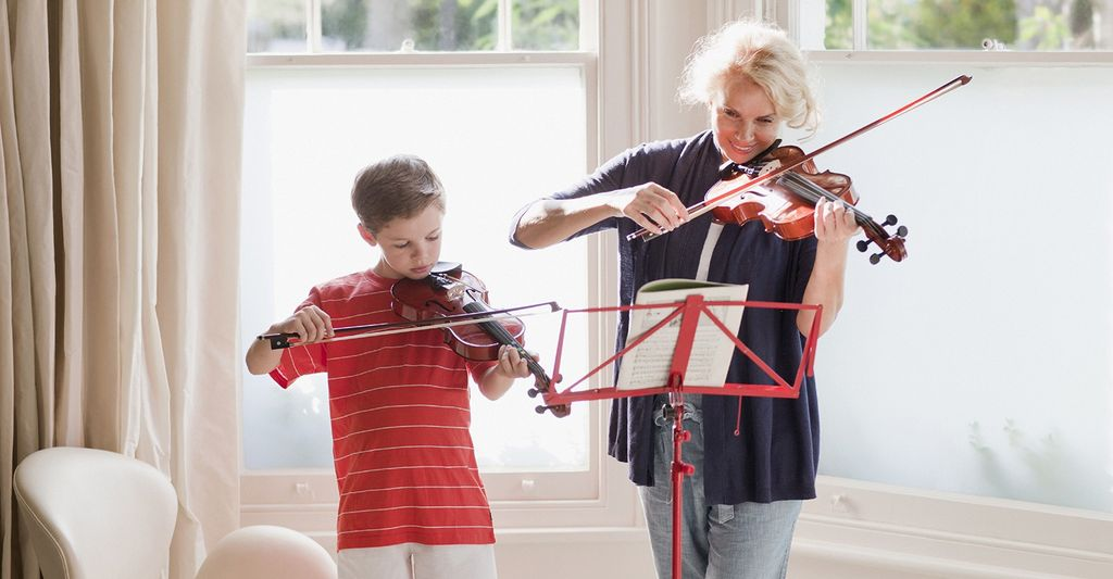 Find an intermediate violin instructor near Smyrna, GA