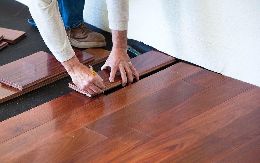 Laminate Floor Installers