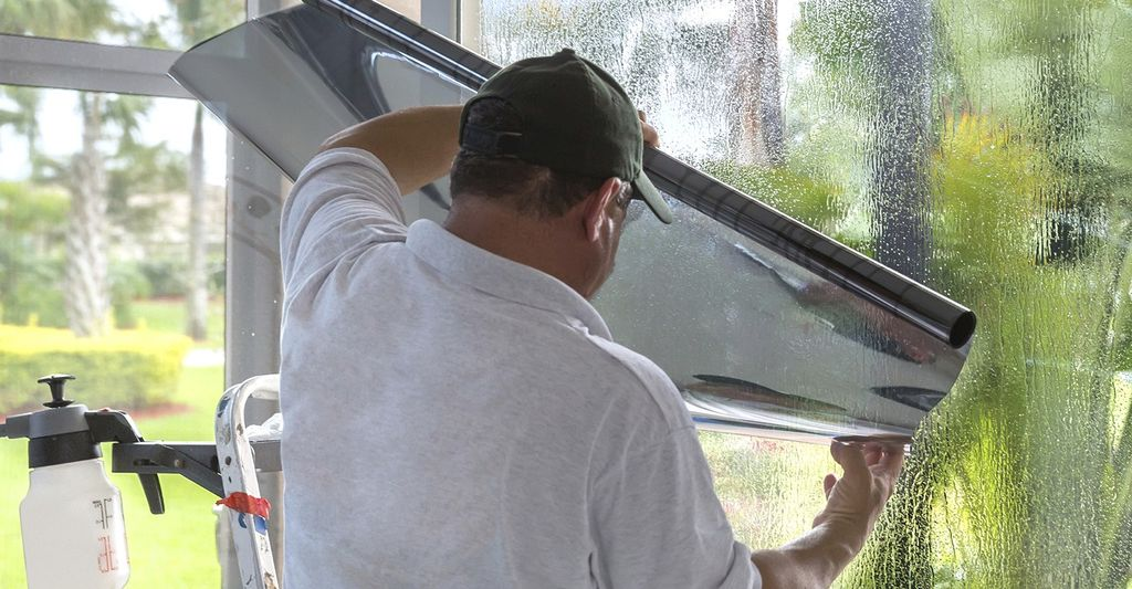 Find a commercial window tinter near you