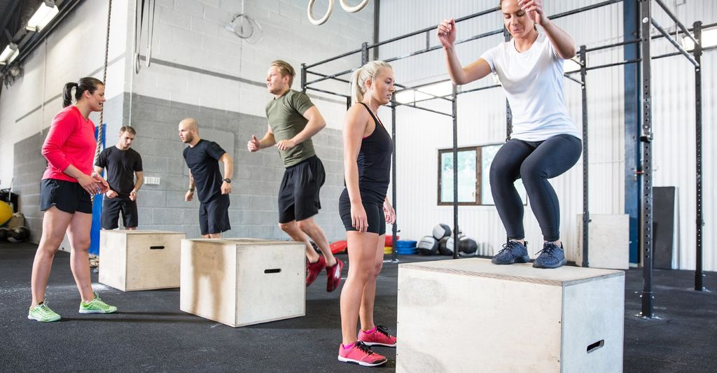 Find a plyometric near Boston, MA