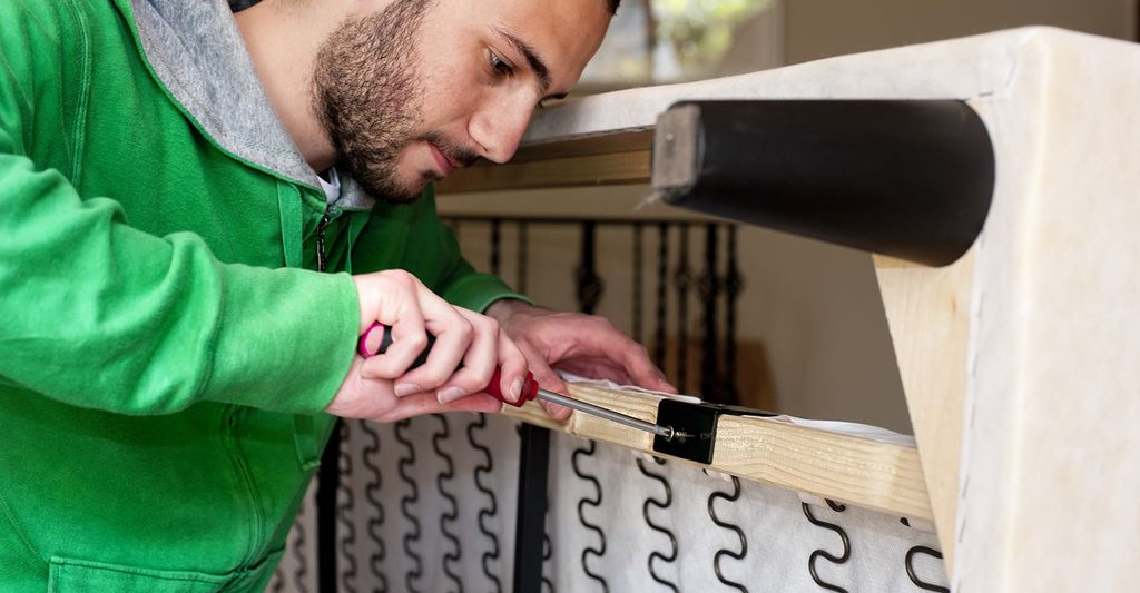 A wooden furniture repair in Sandy Springs, GA