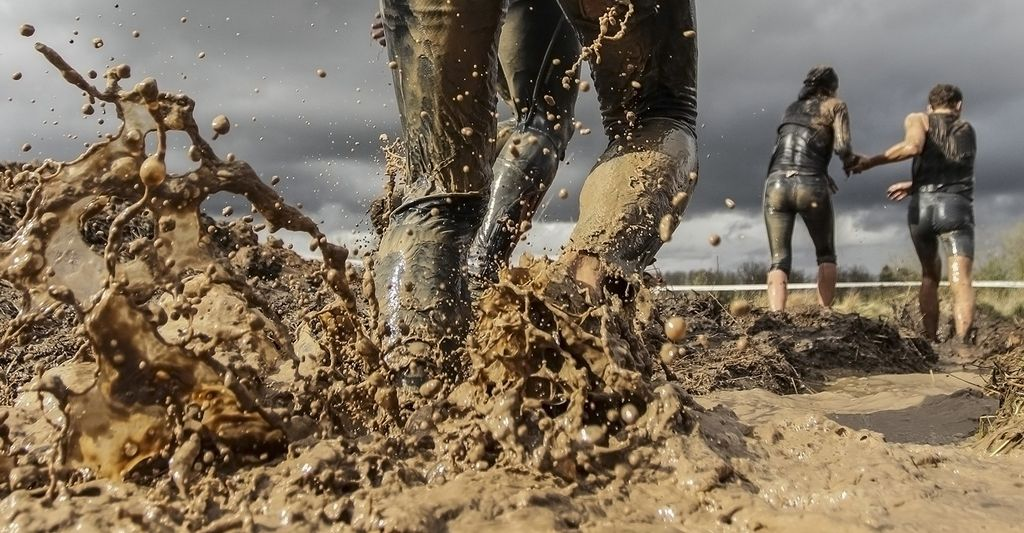 Find a mud run trainer near Los Angeles, CA