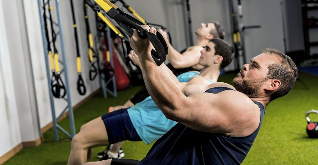 Find a trx trainer near you
