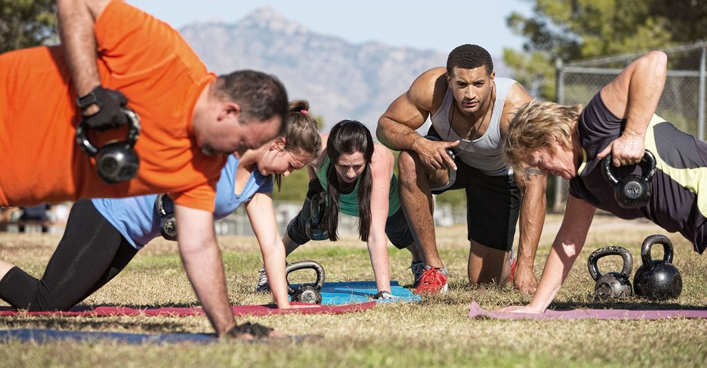 Find a boot camp instructor near Alexandria, VA