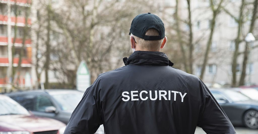 Find a personal security service near you