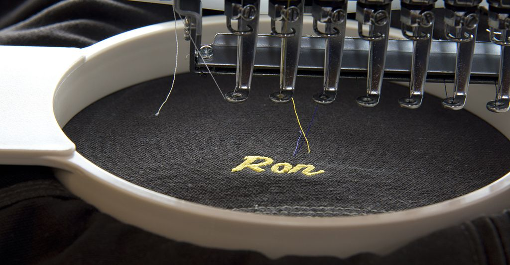 Find a Custom Embroidery Professional near Dublin, CA