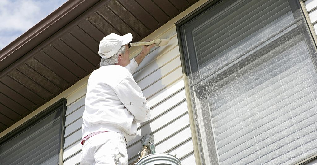 Find an exterior house painter near Savannah, GA