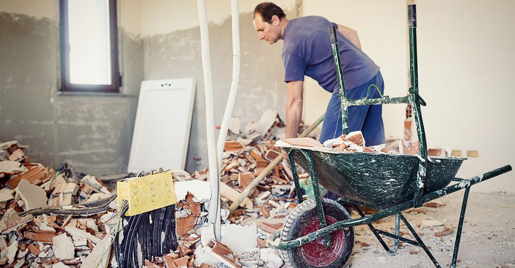 Find a debris removal professional near Grapevine, TX