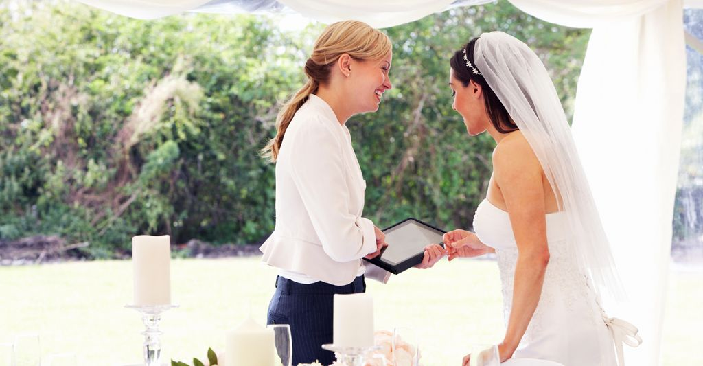 Find a day of wedding coordinator near San Leandro, CA