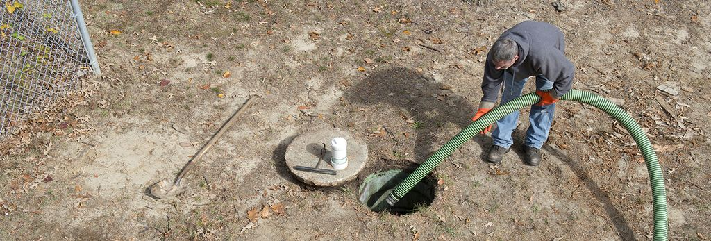 Find a septic tank certification service near you