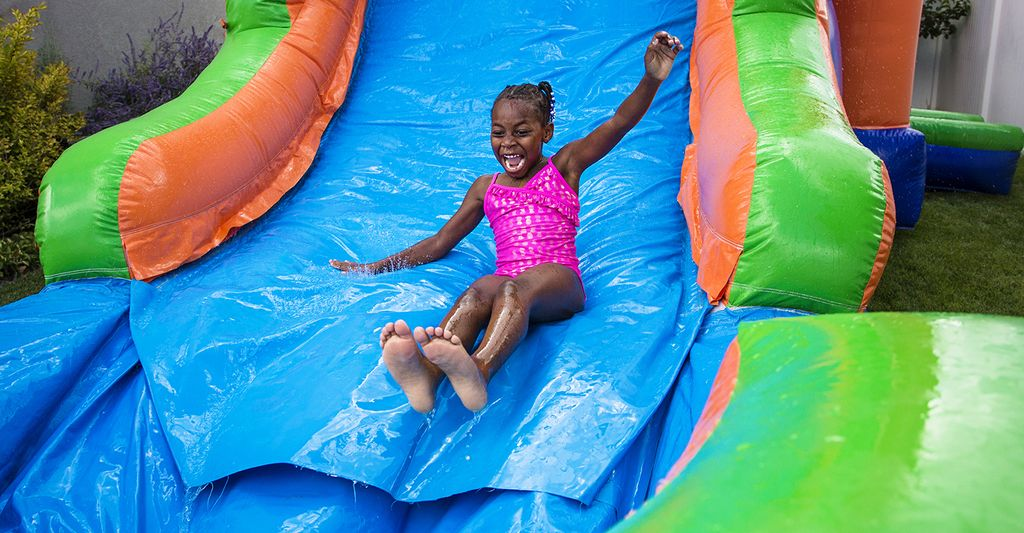 Find an inflatable slide renter near you