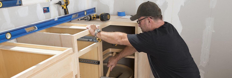 2020 Average Kitchen Cabinet Installation Cost