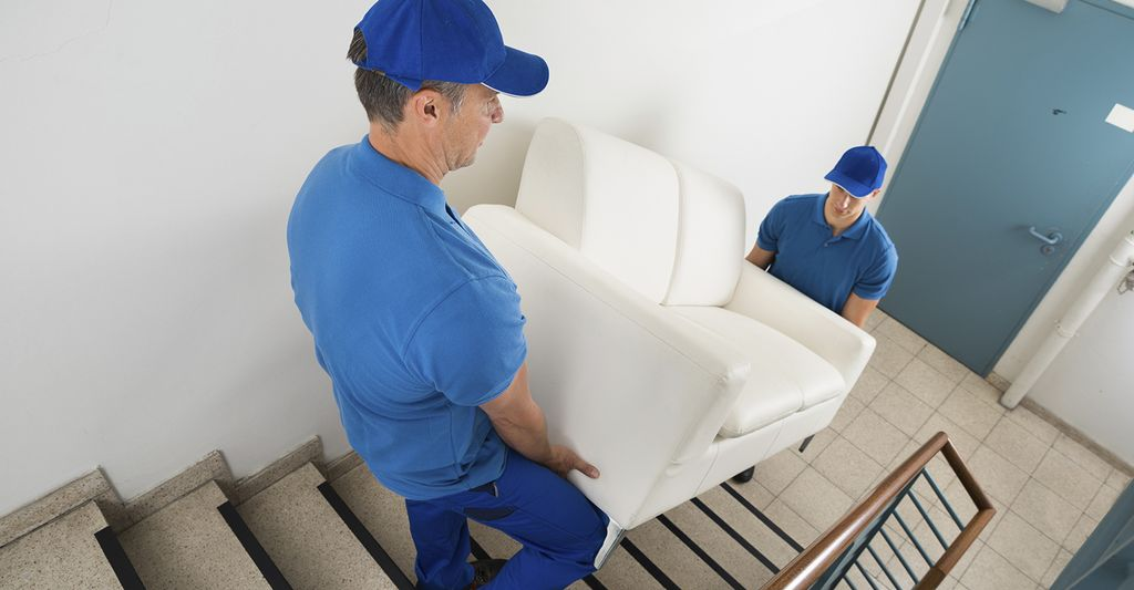 Find a furniture mover near Noblesville, IN
