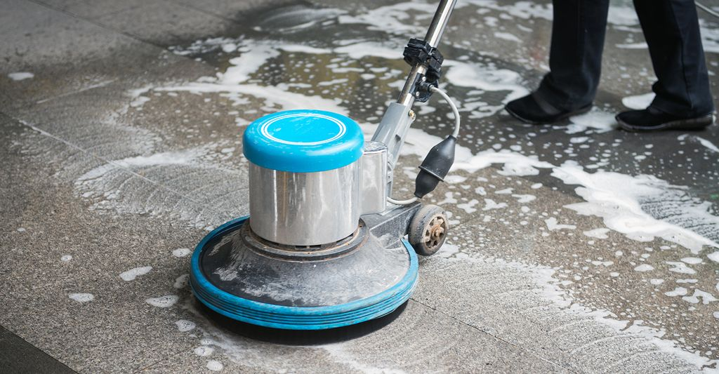 Find a floor cleaner near Beaverton, OR
