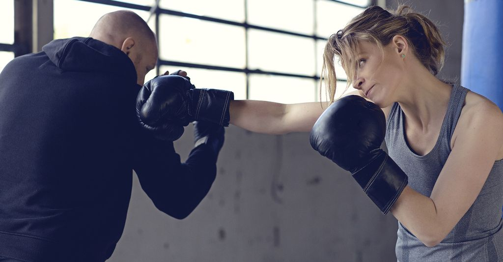 Find a self defense instructor near Burbank, CA
