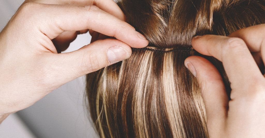 Find a hair extension company near you