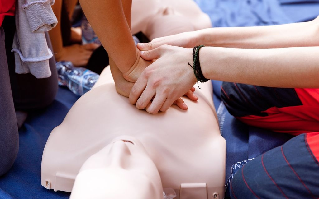 CPR training cost