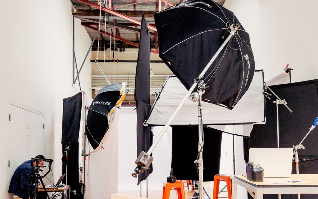 Commercial photography prices