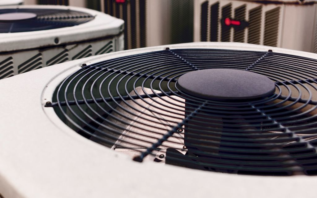 Central Air Conditioning Repair or Maintenance