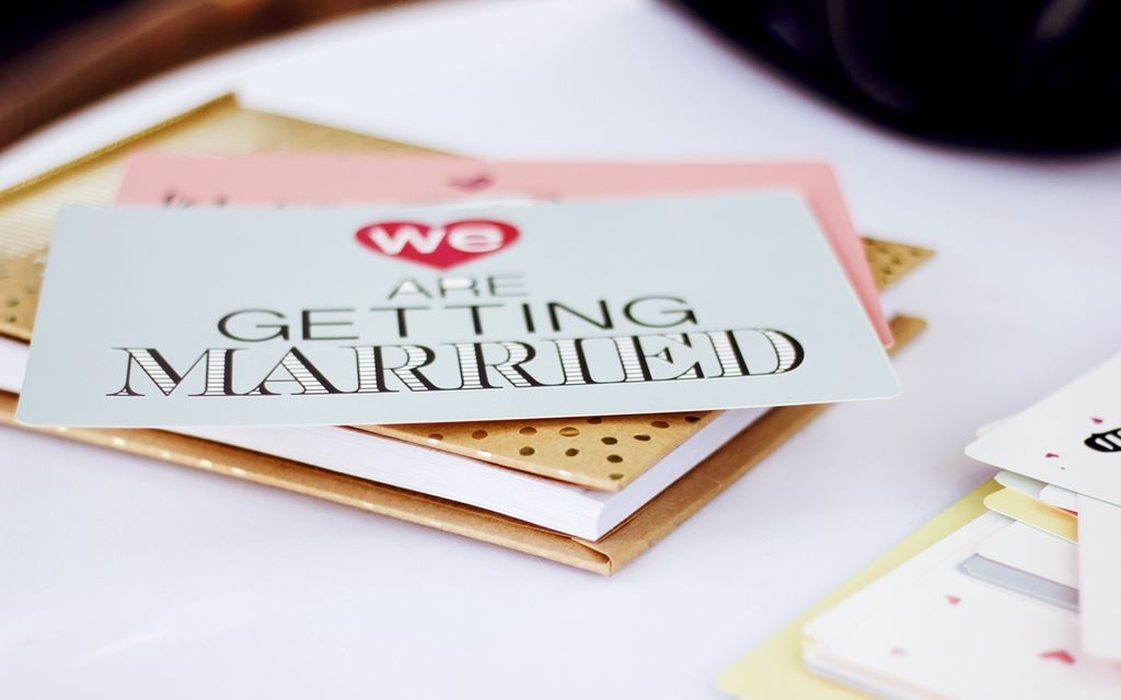 Average cost of wedding invitations