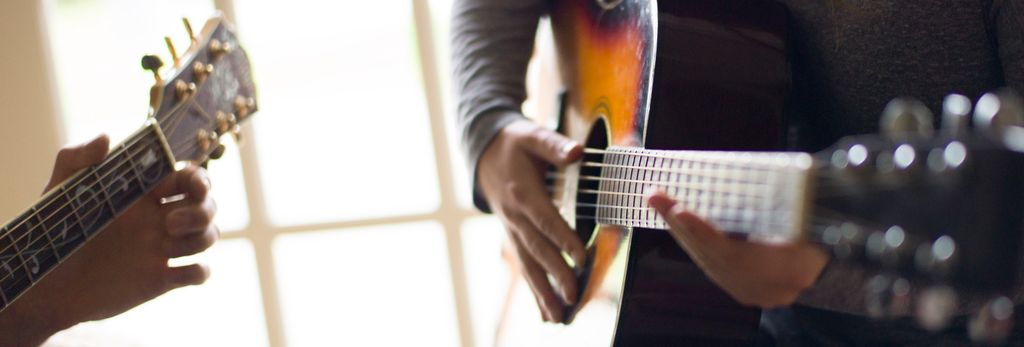 Find a guitar instructor near Birmingham, MI