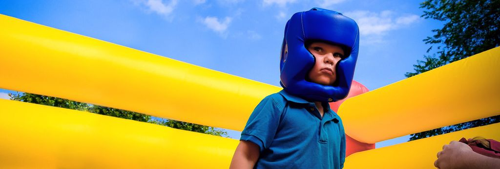 Find a bouncy house rental provider near Lewisville, TX