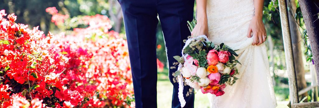 Find a wedding florist near Yucaipa, CA