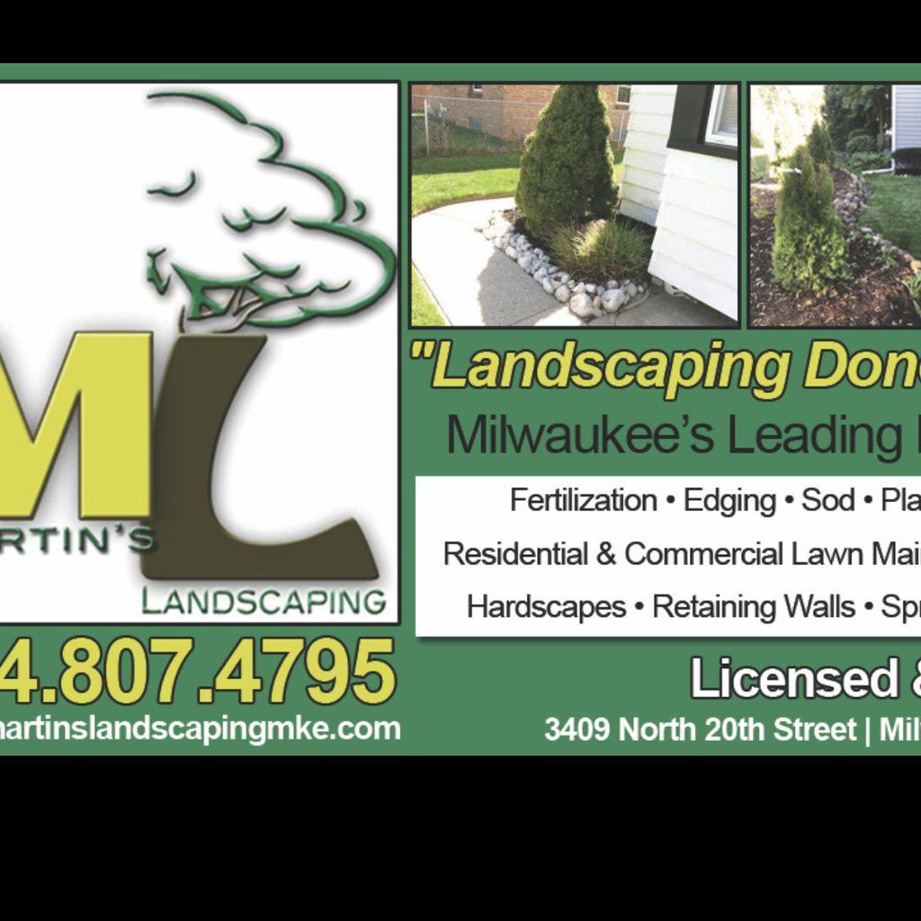 Martin's Landscaping