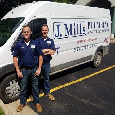 Avatar for J. Mills plumbing Howell, MI Thumbtack