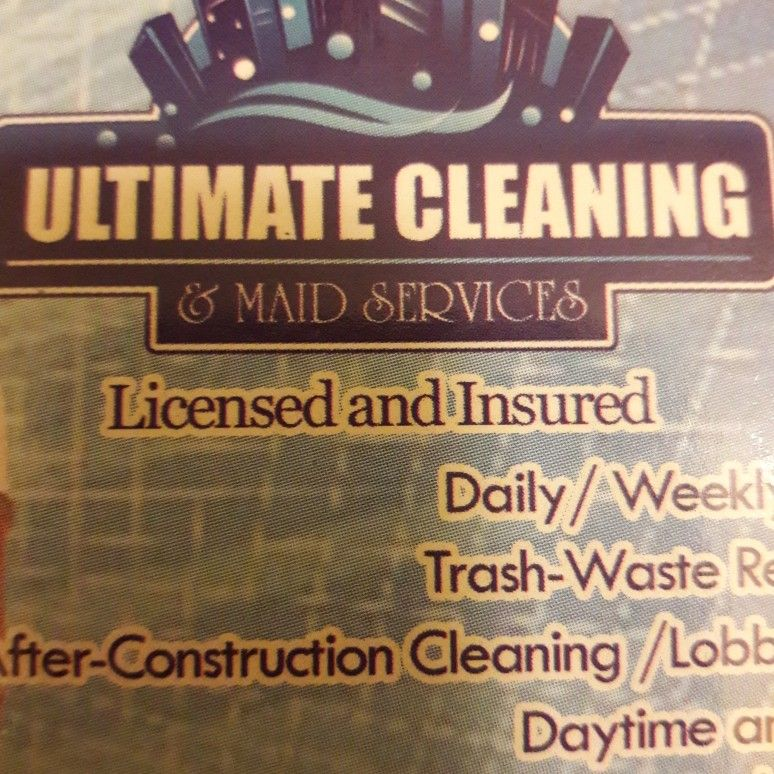 Ultimate Cleaning and Maid Services