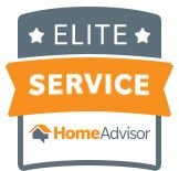 """We have received the """"ELITE"""" service award."""