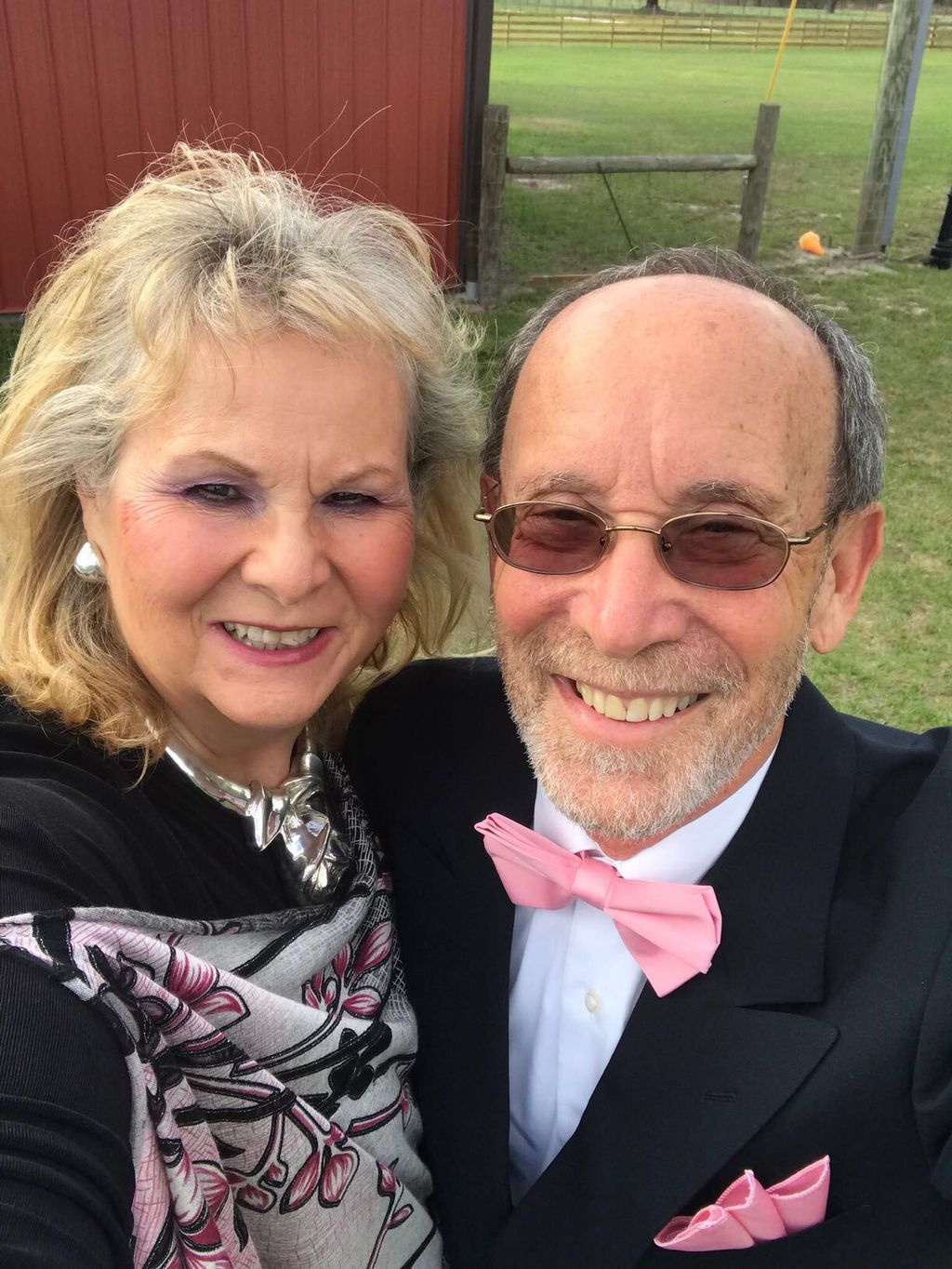 Norm and Dee Nuptials