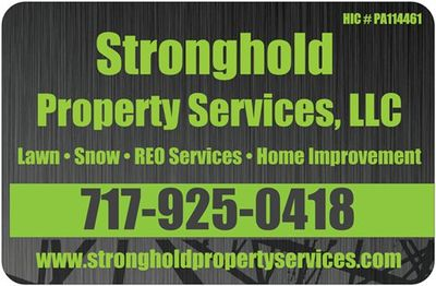 Avatar for Stronghold Property Services, LLC Lancaster, PA Thumbtack