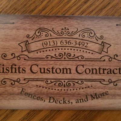 Avatar for Misfits custom contracting Leavenworth, KS Thumbtack