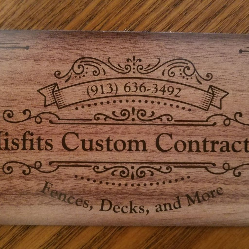 Misfits custom contracting
