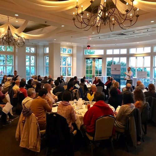 Retirement & Social Security Seminar at Summit House in Brea CA. March 2018