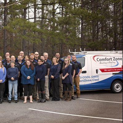 Avatar for COMFORT ZONE HEATING & COOLING Canton, GA Thumbtack