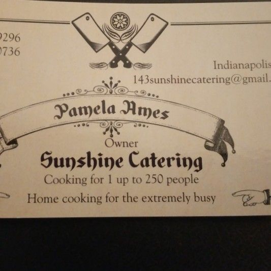 Sunshine Catering