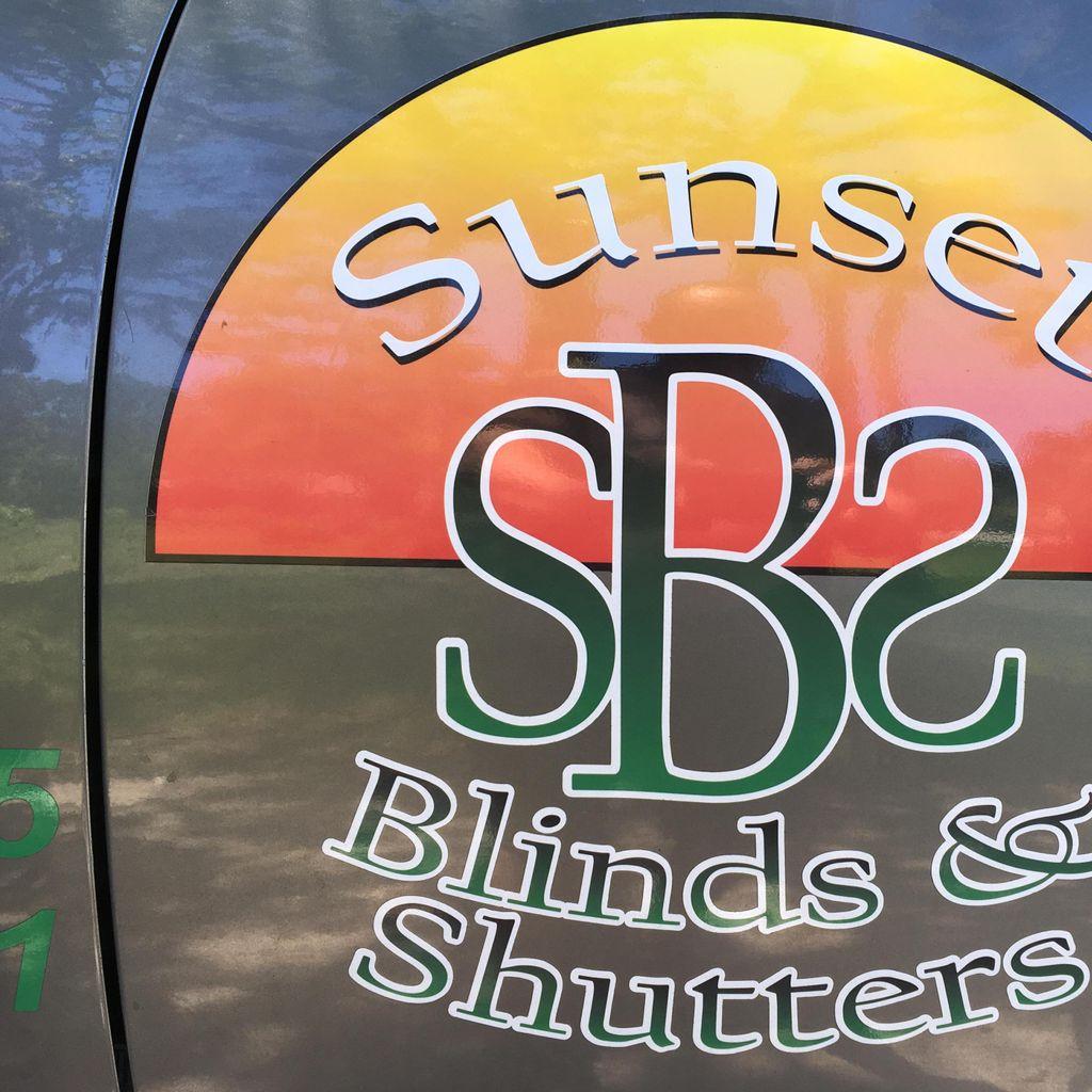 SUNSET BLINDS & SHUTTERS