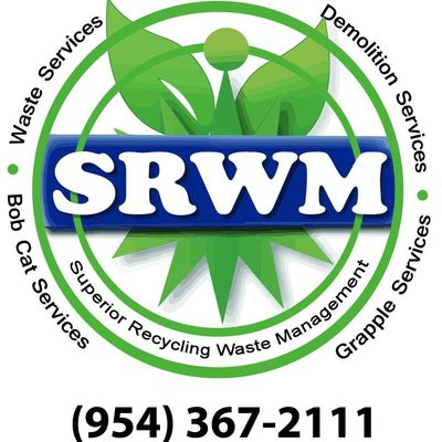 Avatar for SUPERIOR RECYCLING & WASTE MANAGEMENT INC Hollywood, FL Thumbtack