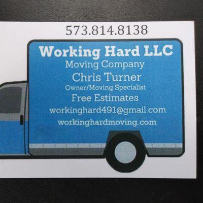 Avatar for Working Hard Llc Moving Company Columbia, MO Thumbtack