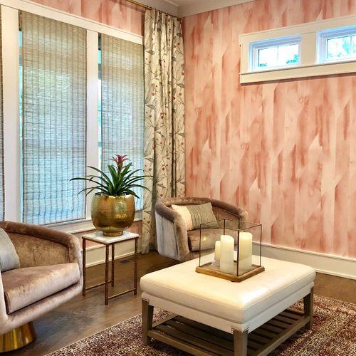 Hinsdale Living Room