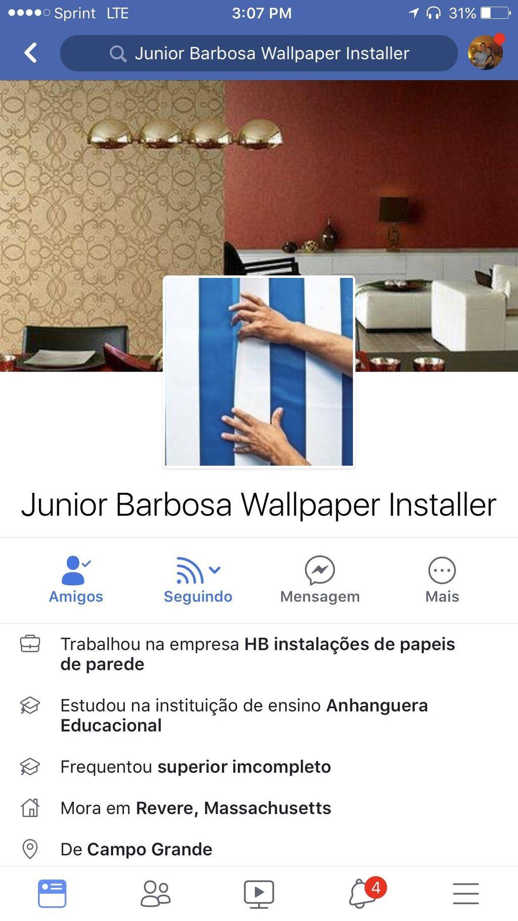 Junior.b Wallpaper Specialist