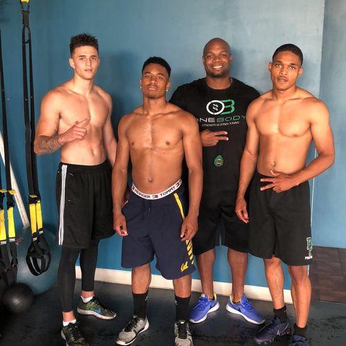 Student Athletes, Webber State, Cal Berkeley, & LBCC Football Players